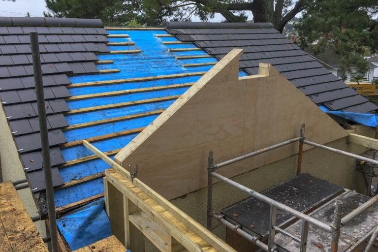 CCC Carpentry Torquay Cut Timber Roof