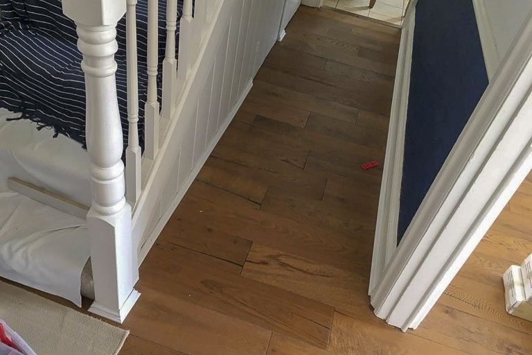 Torquay Carpenter Engineered Oak Flooring